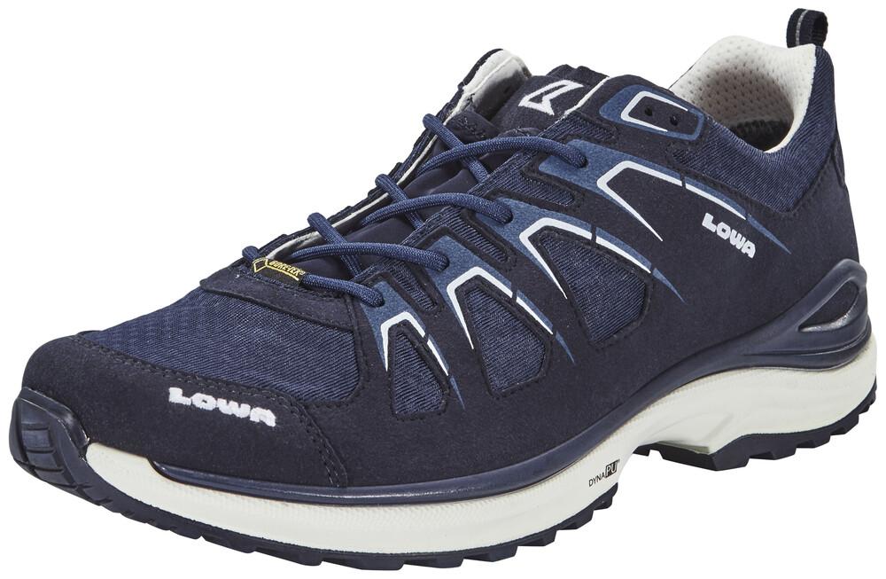 Iowa Chaussures Innox Gore-tex Lo Hommes - Noir bSMgp